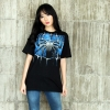 Kaos Black Spiderman L